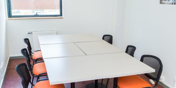 Salle de reunion Centre d'affaires Lyon Part-dieu - Salle Zadar