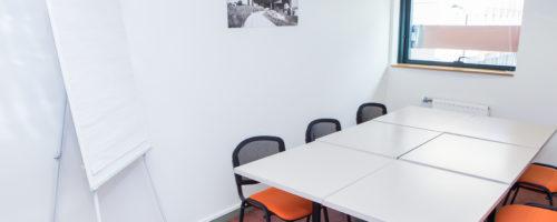 Salle de reunion Centre d affaires Lyon part-dieu - Salle Zadar 7 personnes