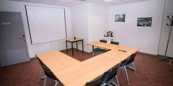 Salle de reunion Lyon Part-Dieu OSLO 6 personnes