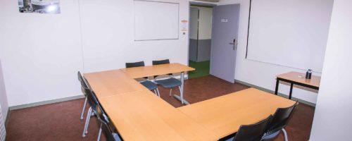 Salle de reunion Lyon Part-Dieu OSLO centre d'affaires