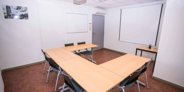 Salle de reunion Lyon Part-Dieu OSLO configuration U