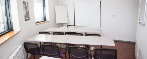 Salle de reunion configuration presentation a Lyon Part-dieu - Salle NAIROBI
